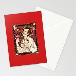 GOB Nouveau Stationery Cards
