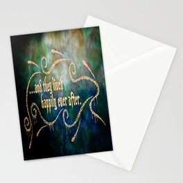 'Nuff Said Stationery Cards