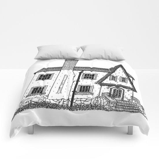Calhoun House I Comforters