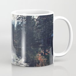 forest by the river Coffee Mug