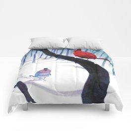 Cardinal Comforters