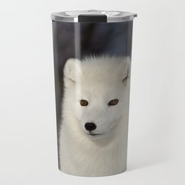 Polar fox Travel Mug