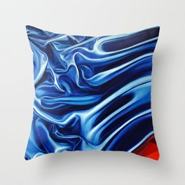 Guebrou Throw Pillow