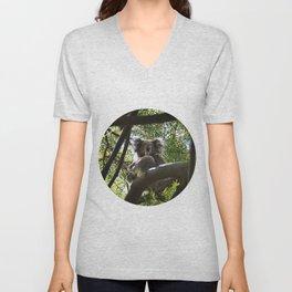Koala Unisex V-Neck
