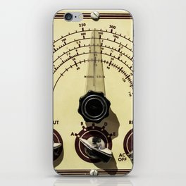 So Many Dials iPhone Skin