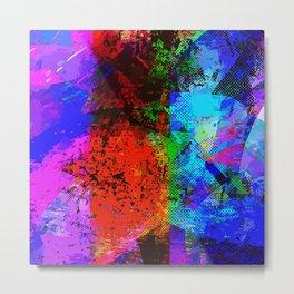 Abstract Art / GFTABSTRACT066 Metal Print