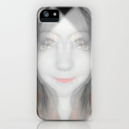 """""""Third Eye Tay"""" by Barry James Lee. iPhone Case"""