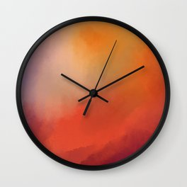 The Sky Part 1 Wall Clock