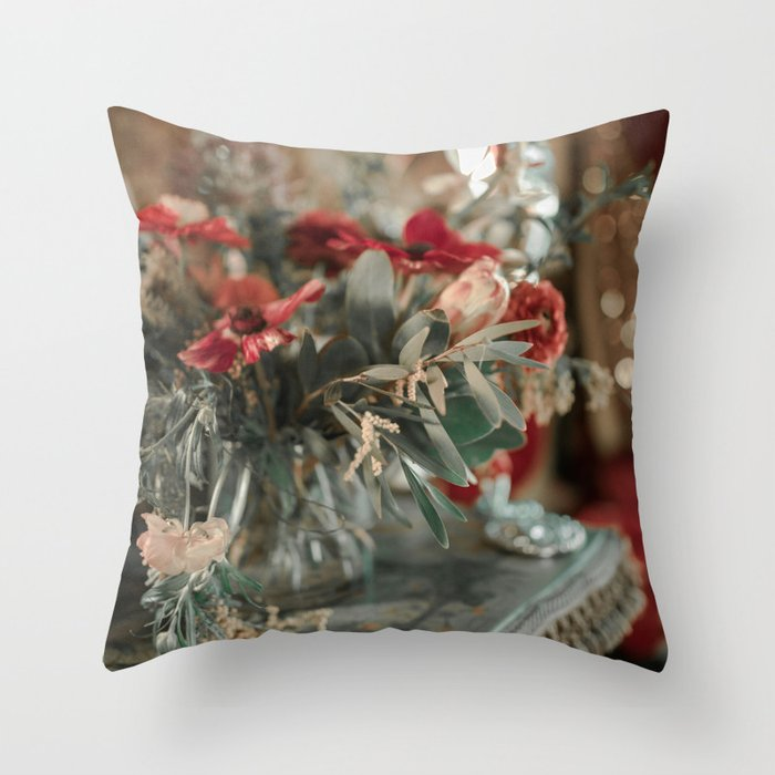 Love, Throw Pillow