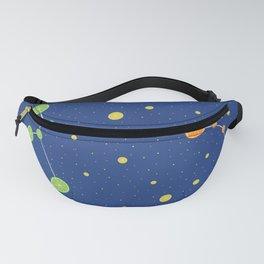 Citrus constellations Fanny Pack