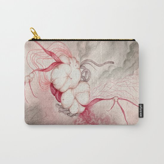 We Make Our Offering Carry-All Pouch