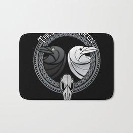 D&D - Raven Queen Bath Mat