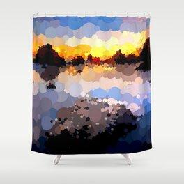 Landscape 02.01 Shower Curtain