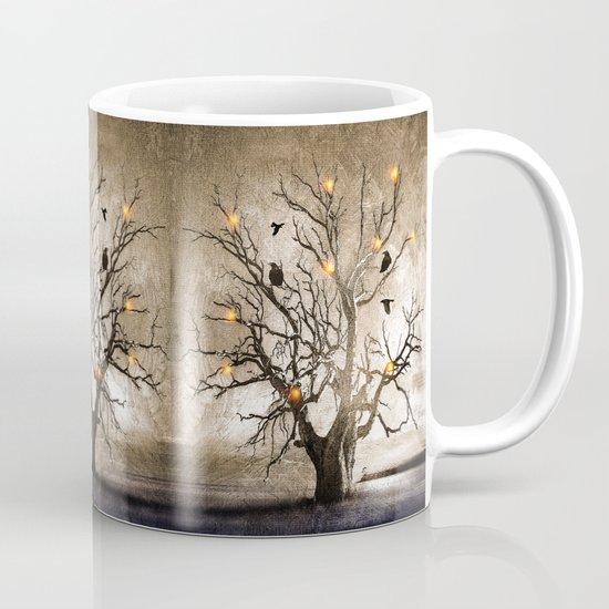 Raven christmas I - HOLIDAZE Mug
