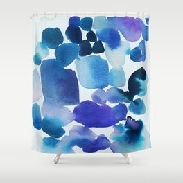 Even Keel Shower Curtain