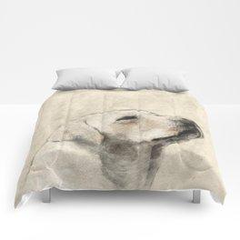 Golden Labrador Comforters