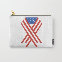 USA Patriot Day - September 11 - Day to pray and hope Carry-All Pouch