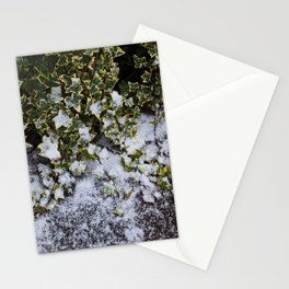 Neve em Londres - 6 Stationery Cards
