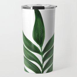 GREEN L E A F Travel Mug