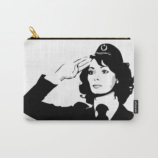 La Poliziotta Carry-All Pouch