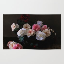 """Power, Corruption & Lies"" by Cap Blackard [Alternate Version] Rug"