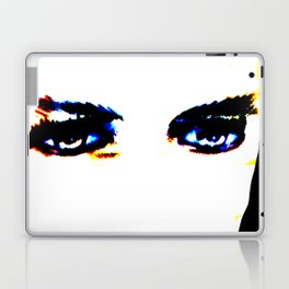 Lugosi's Eyes Laptop & iPad Skin