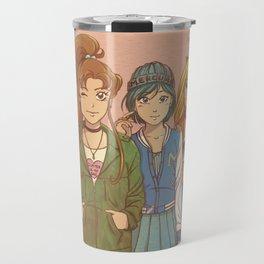 SAILOR MOON FAN ART Travel Mug