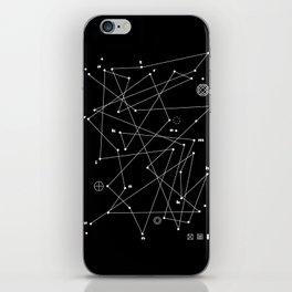 Raumkrankheit iPhone Skin