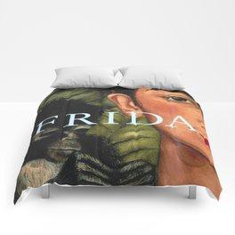 Frida Kahlo Comforters