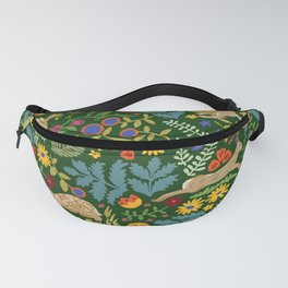 Tortoise and Hare Fanny Pack