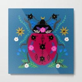 Ladybug wonder Metal Print