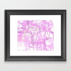 hatin Framed Art Print