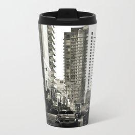 Traffic Metal Travel Mug