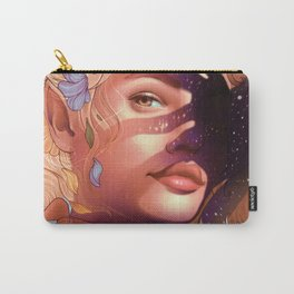 Sun Sister Carry-All Pouch