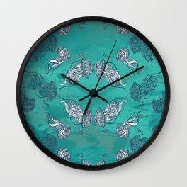 The Pharoas Property Wall Clock