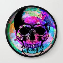 shhhh Wall Clock