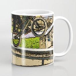 Wheelie Pro - BMX Rider Coffee Mug