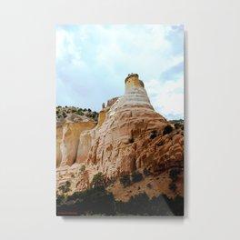 Sentinels Over the Sagebrush, No. 1 o 3 Metal Print