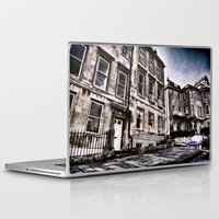 the neighbourhood Laptop & iPad Skins featuring Character Building I by JeraNour