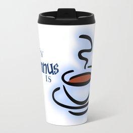 Cuppa Patronus Travel Mug