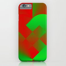 Danish Heart Holidays #61 Slim Case iPhone 6s