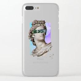 アポロ - Apollo Clear iPhone Case