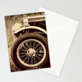Vintage MG Stationery Cards