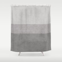 classic - the grays Shower Curtain