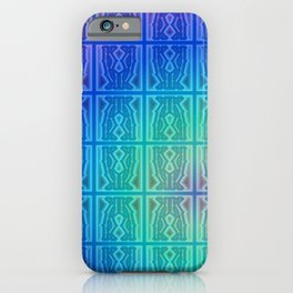K - pattern iPhone Case