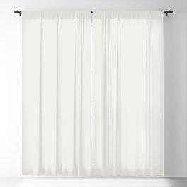 Cloud Dancer Blackout Curtain