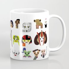 ABC3PO Episode II Mug
