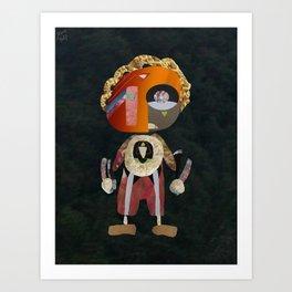 """Food"" Art Print"
