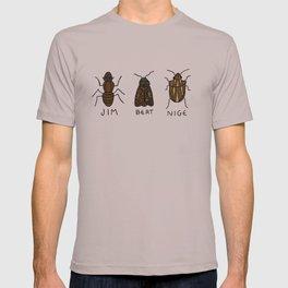 bugs. T-shirt