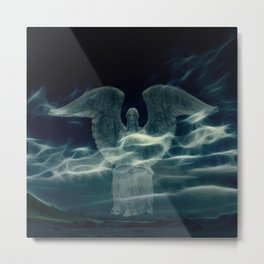 Angel of Justice Metal Print